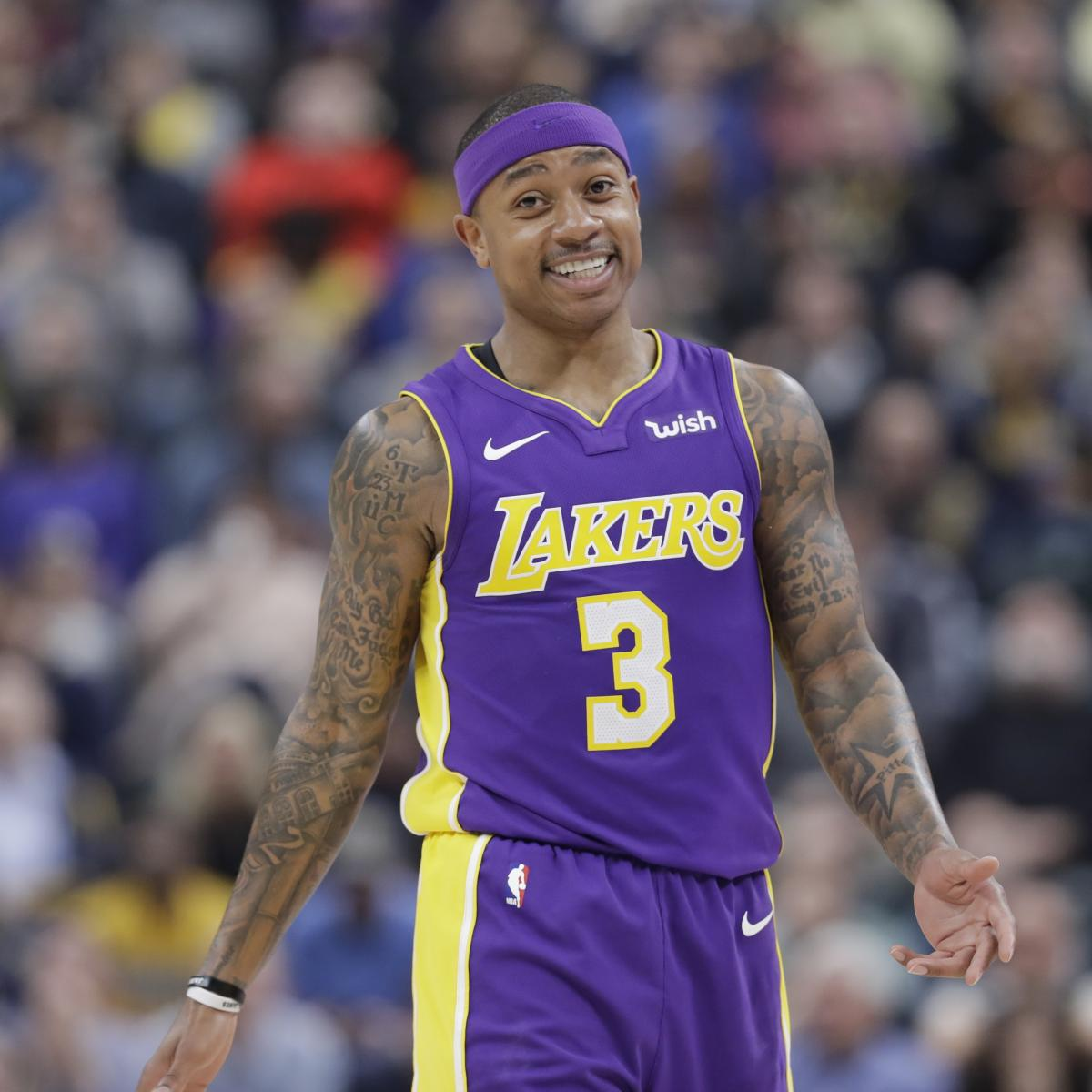 Report: Isaiah Thomas Agrees To 1-Year Nuggets Contract