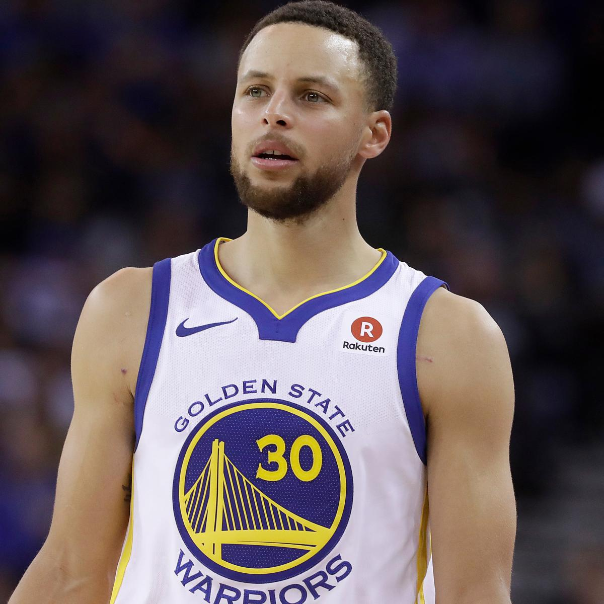 Warriors Come Out To Play Bleacher Report: Stephen Curry Discusses Managing His Minutes, Coming Off