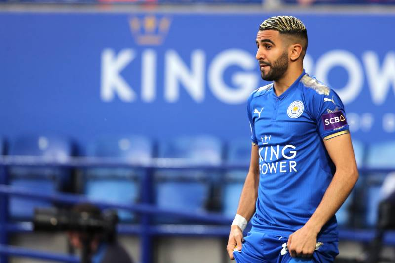 6ca399f7552 Manchester City Transfer News  Riyad Mahrez Ends Transfer Request ...