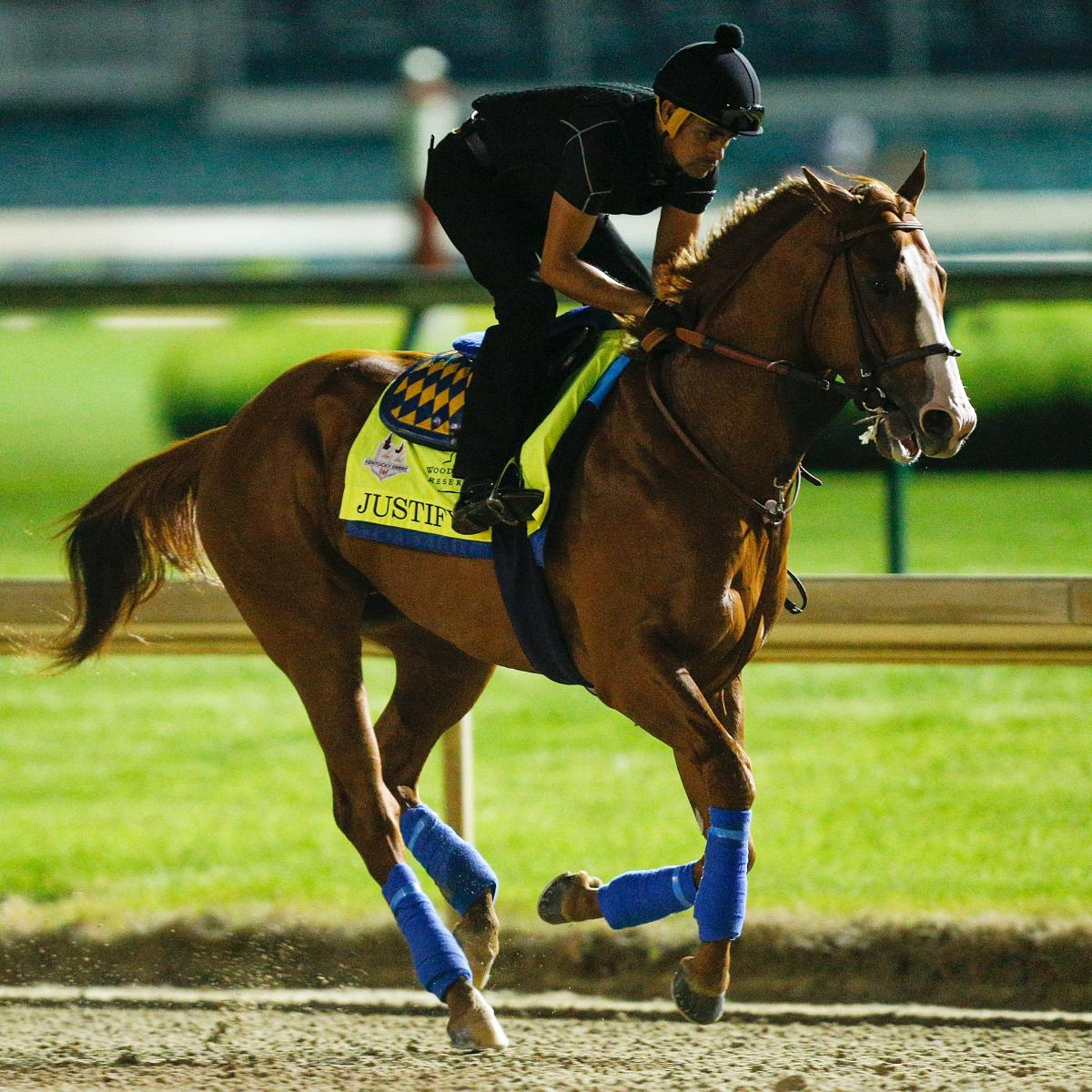 Kentucky Derby Schedule 2018 Race Start Time Tv Coverage