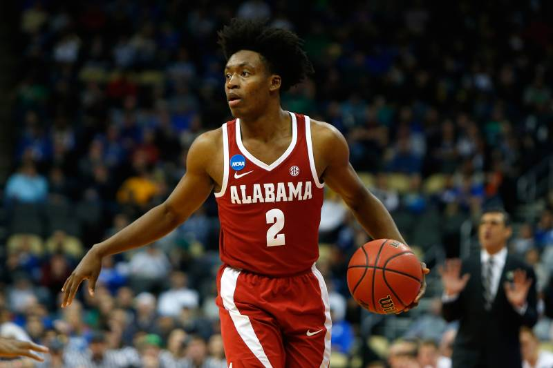 1eb86721e1df Collin Sexton Picked by Cavaliers in 2018 NBA Draft  Twitter ...