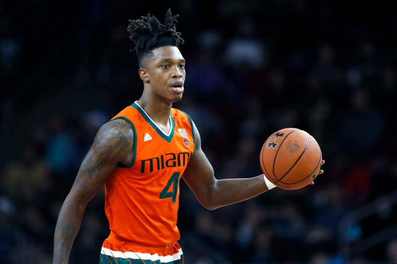 5ddf25ed1a14 Spurs Draft Lonnie Walker and Twitter Praises Future  Star  and ...