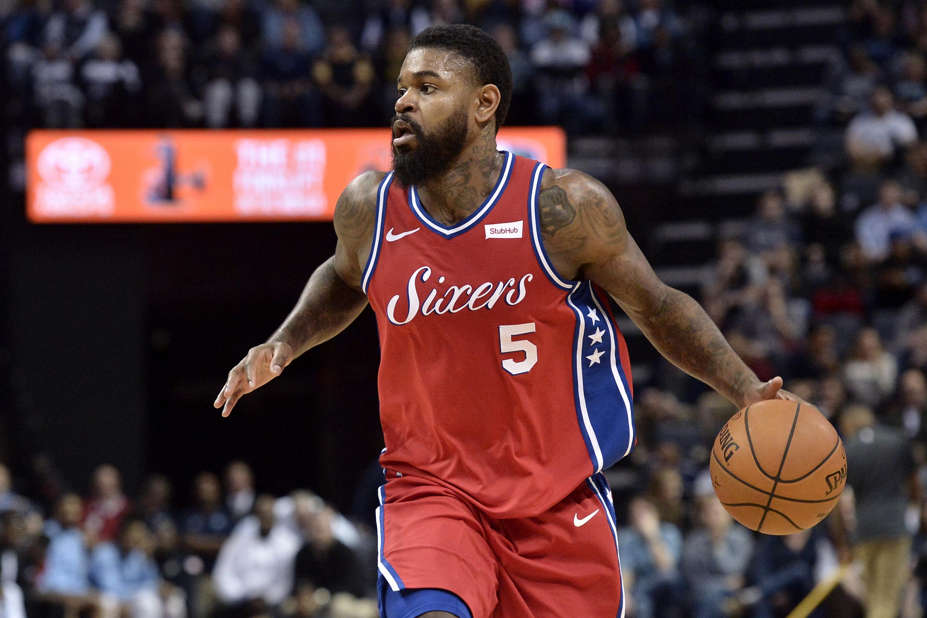 Amir Johnson Reportedly Finalizing Deal To Re Sign With 76Ers On