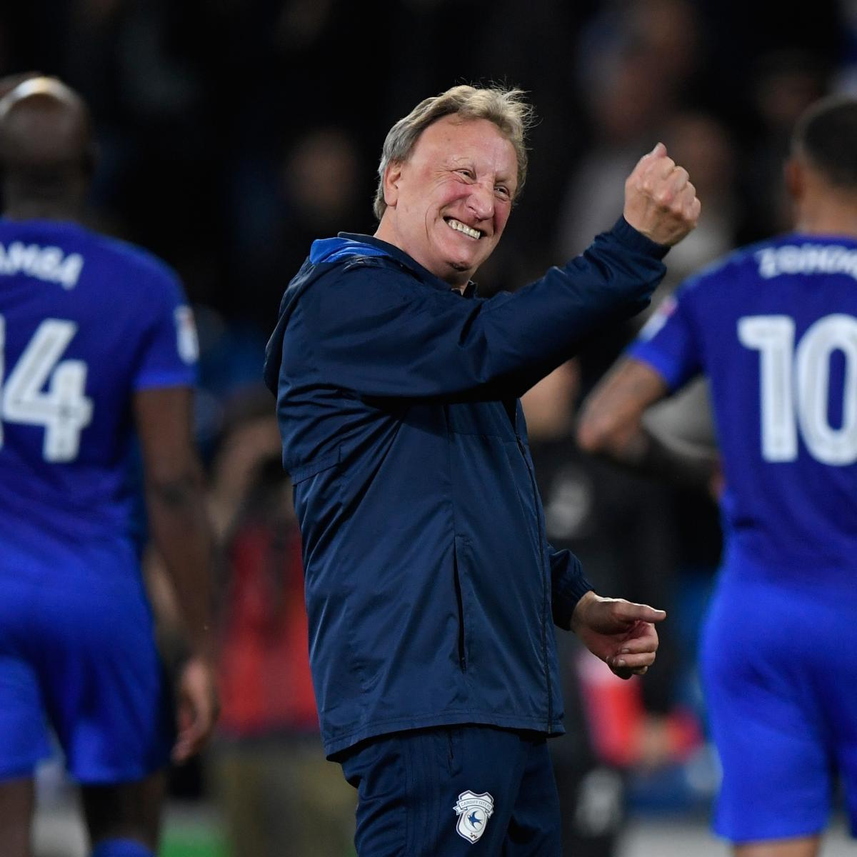 Cardiff city beat fulham to automatic premier league promotion spot bleacher report latest - Cardiff city ticket office number ...
