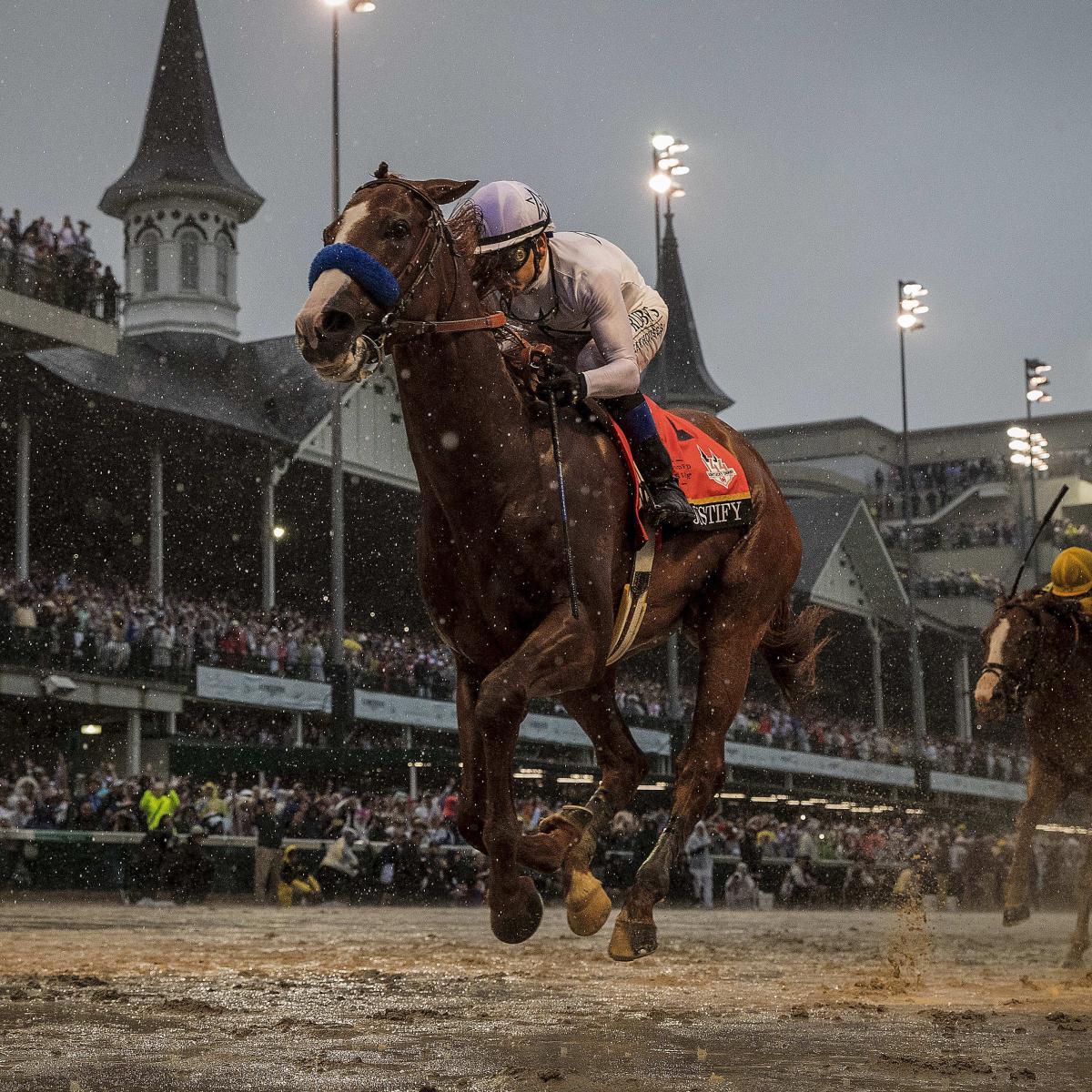 Texas Woman Wins $255.25 Million on $2558 Kentucky Derby, Early Race ...