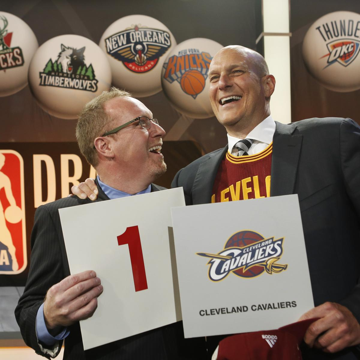 NBA Draft Lottery Rules: How The Process Works