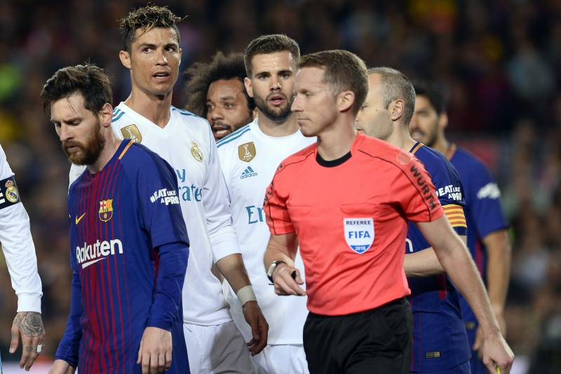 adde9262b1b Life Inside and Outside of Camp Nou at a Politically Charged El Clasico