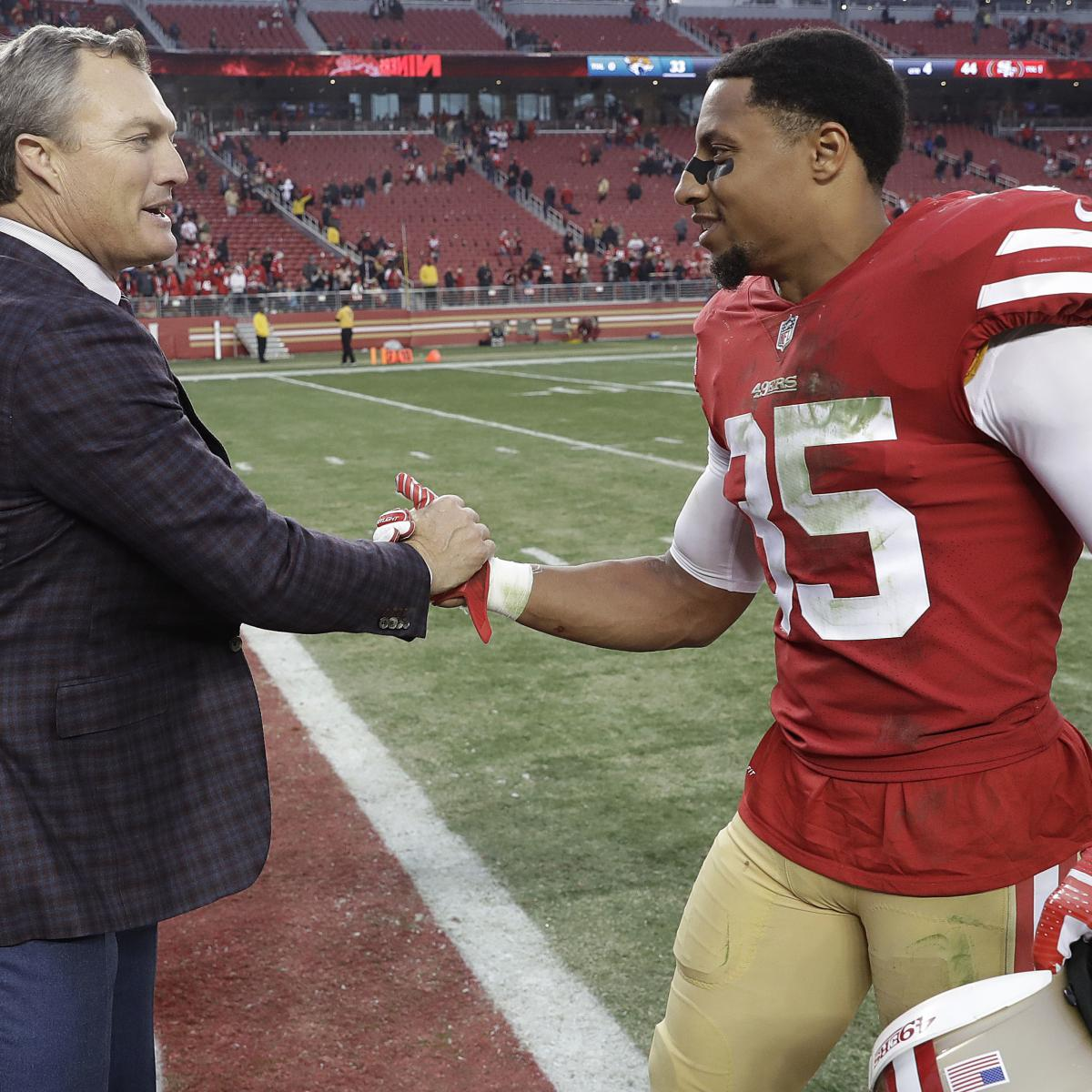 NFLPA Files Eric Reid Grievance Based on Questions from Teams on Anthem Protests | Bleacher Report | Latest News, Videos and Highlights