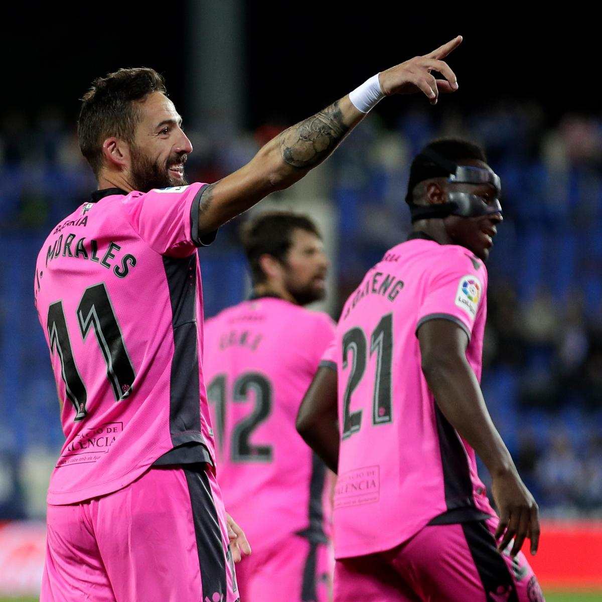 La liga results 2018 full table and scores after final week 36 match bleacher report latest - La liga latest results and table ...
