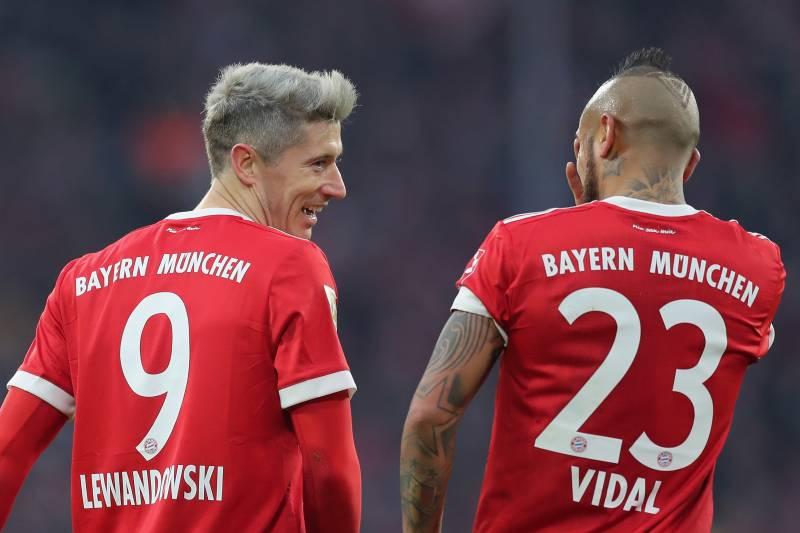 lowest price 57b56 496c7 Bayern Munich Transfer News: Fresh Robert Lewandowski and ...