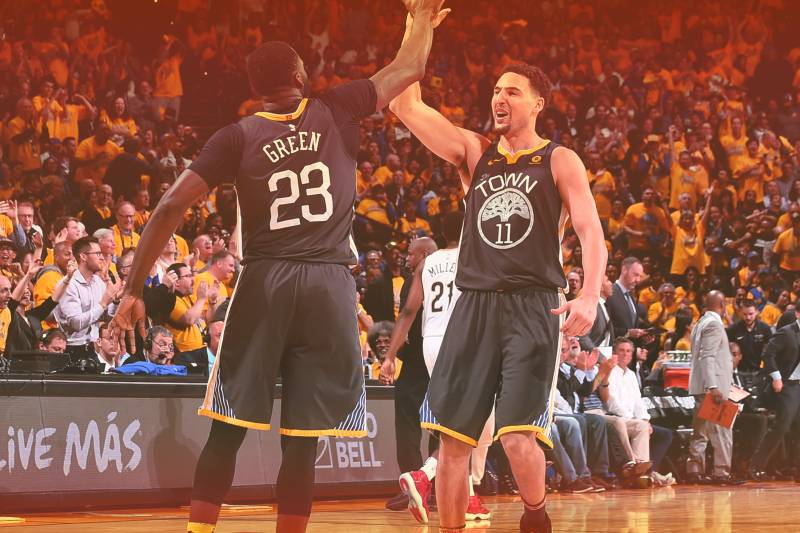 388e0005b9b88 'If You Don't Love It, Why Do It?': How Klay Thompson's Family Made Him a  Star
