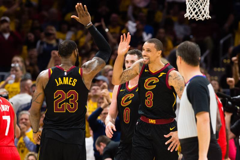 829a65978c97 LeBron James  Confidence in Cavaliers Teammates  Never Wavered  Amid ...