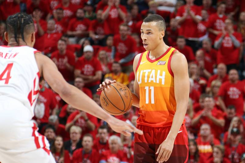 Dante Exum Jazz Reportedly Agree To 3 Year 33 Million