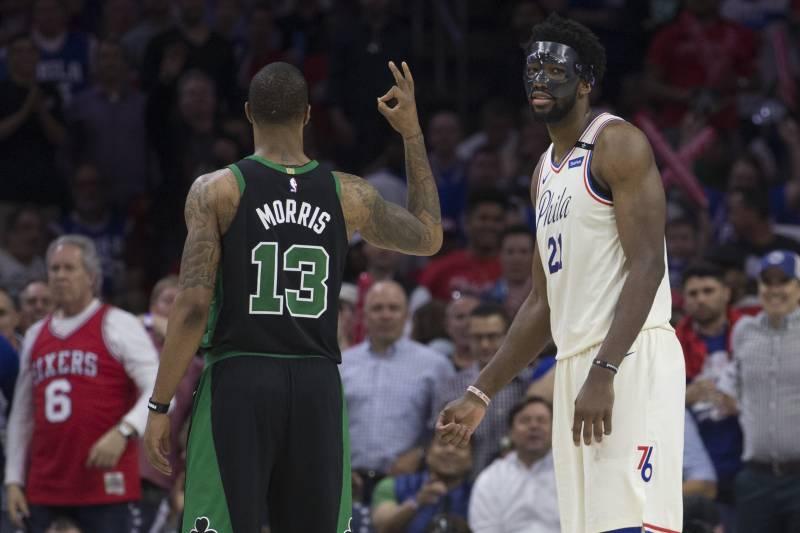 90977d98b77 NBA Playoffs 2018  Wednesday s Game Times