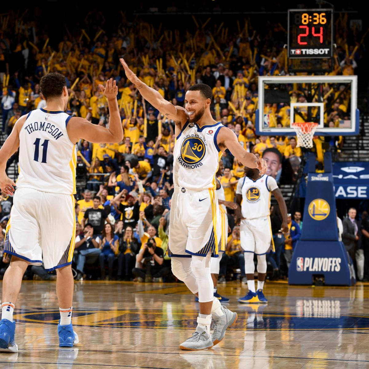 Stephen Curry, Warriors Beat Anthony Davis, Pelicans