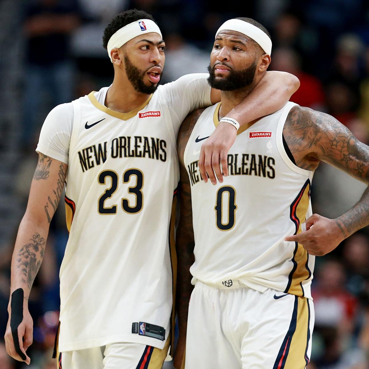 The Summer Of Boogie: Pelicans' Top Offseason Priorities