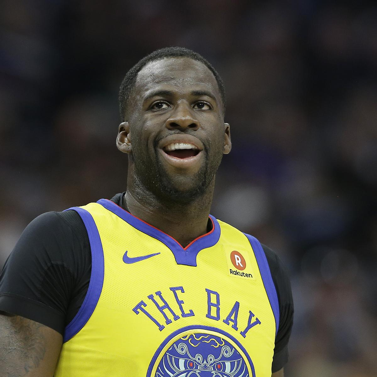 Houston Rockets Where To Watch The Upcoming Match Espn: Draymond Green On Warriors' Matchup With Rockets: 'It's