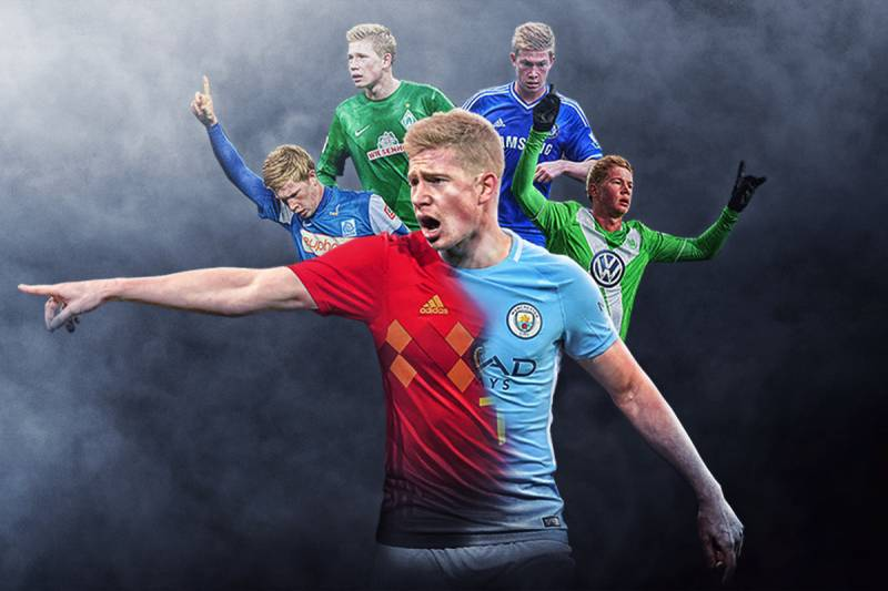new style dc8eb 52aa6 The Making of a Magician: How Kevin De Bruyne Became One of ...
