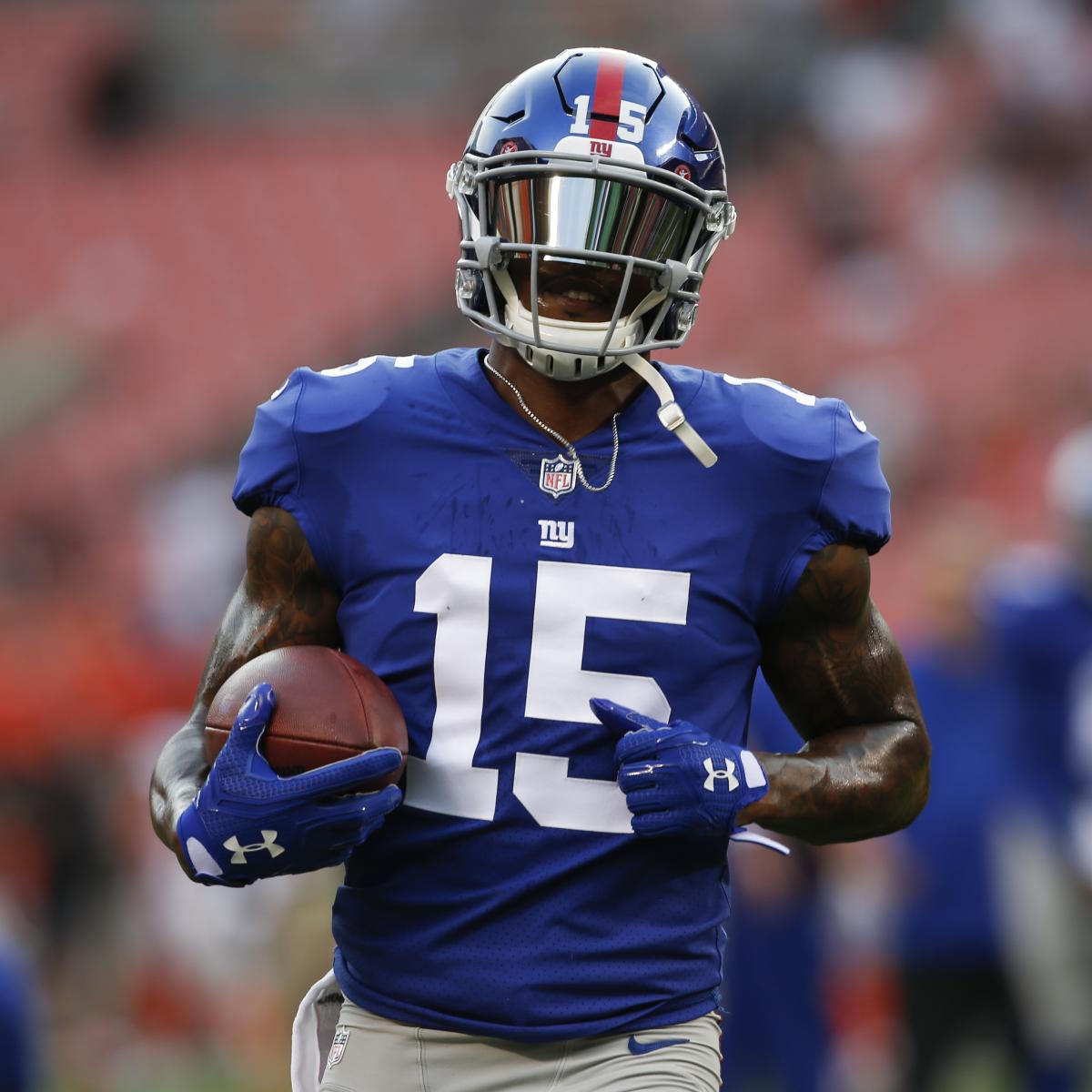 9e9a6573 Brandon Marshall Agrees to Contract with Seahawks; Spent 1 Season with  Giants | Bleacher Report | Latest News, Videos and Highlights