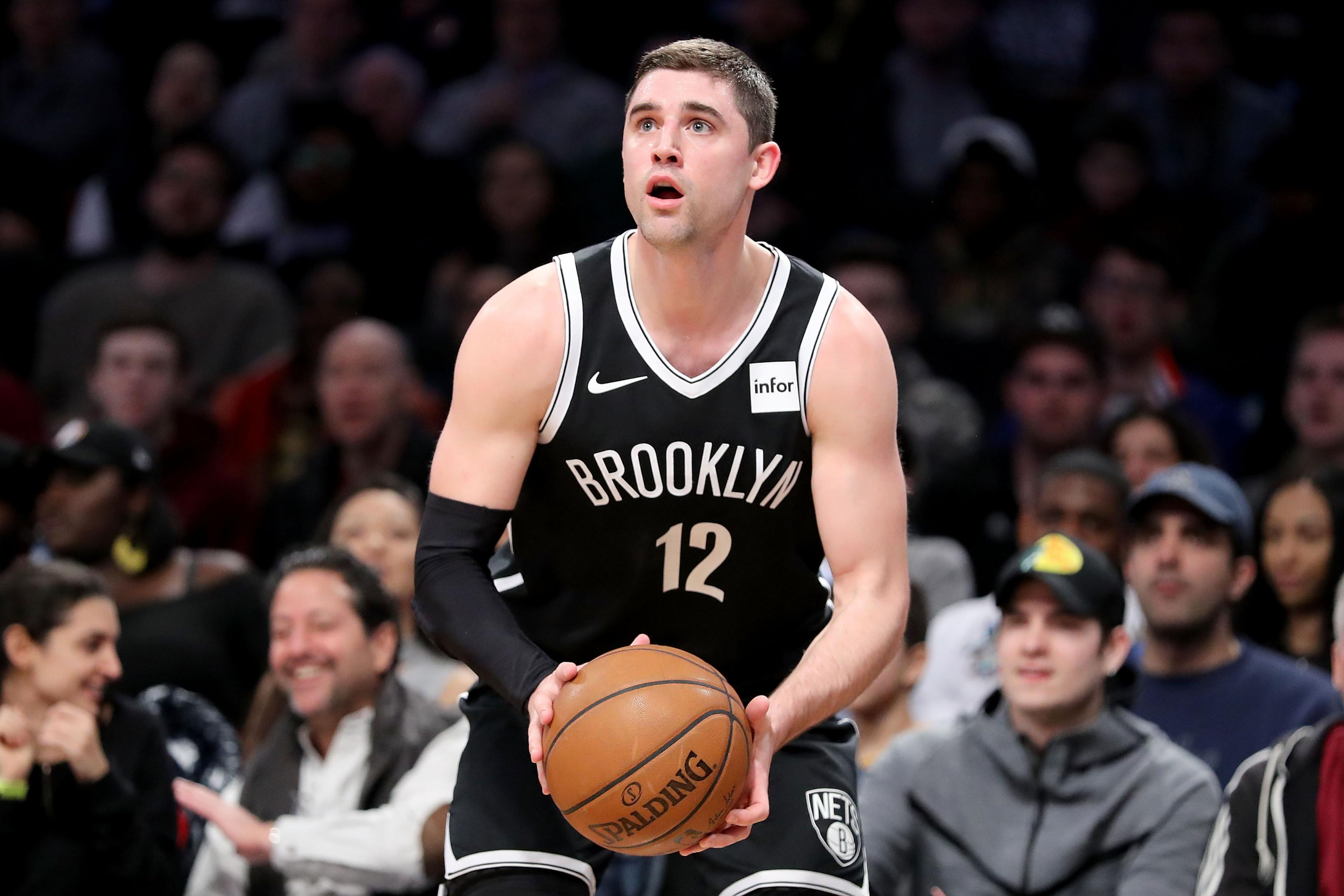 pretty nice 93159 41139 Report: Joe Harris Agrees to Re-Sign with Nets on 2-Year ...