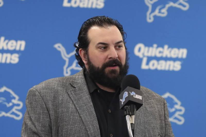 120ca105 Lions Head Coach Matt Patricia Was Indicted on Count of Sexual ...