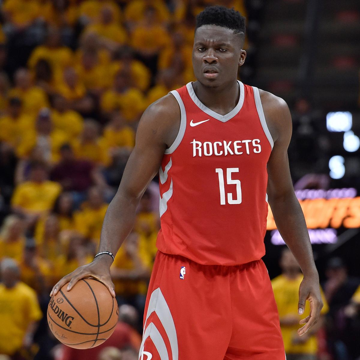 Report: Clint Capela To Be Offered 'Max Or Near-Max