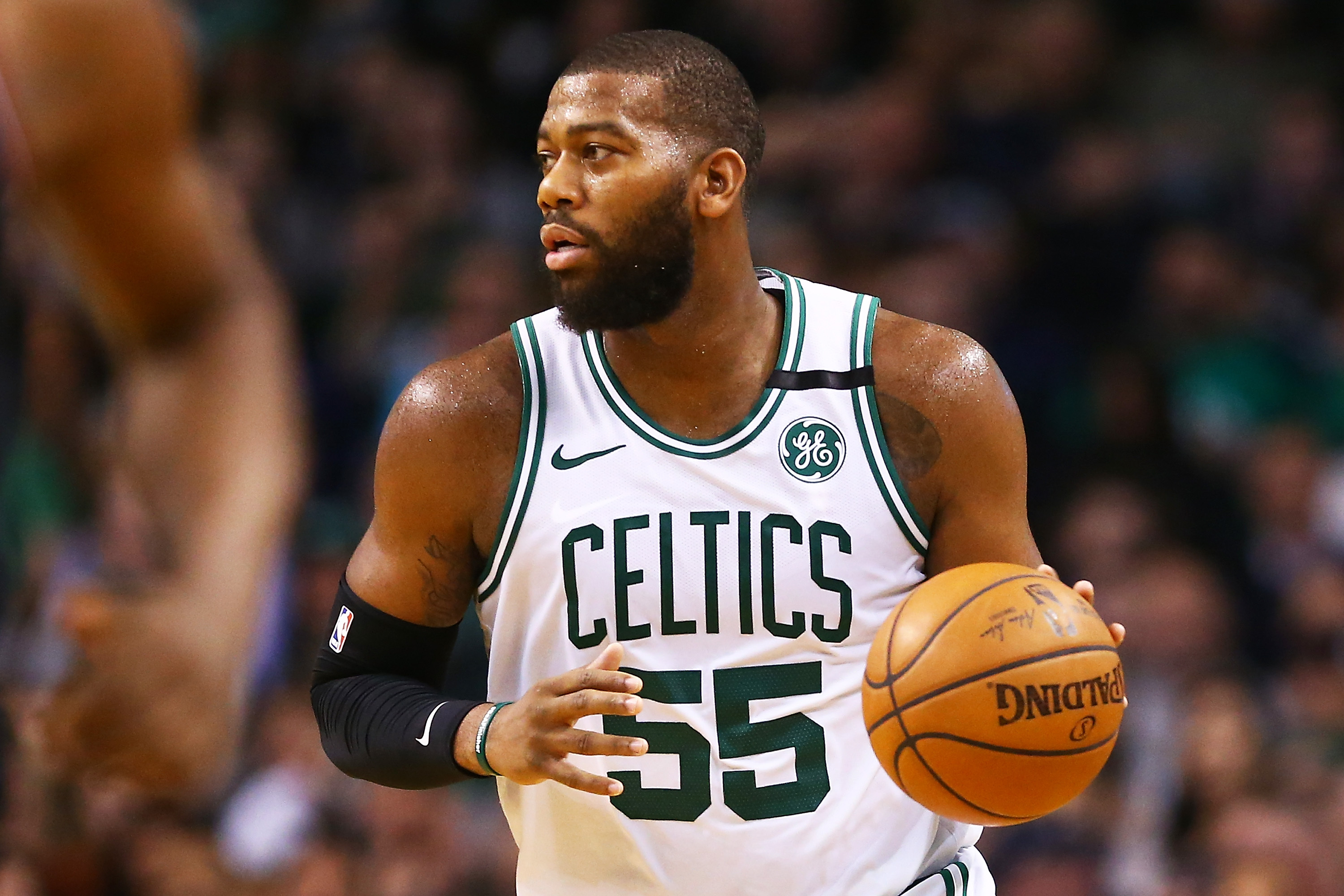 Ex-Celtics Center Greg Monroe Reportedly Agrees to Contract with ...