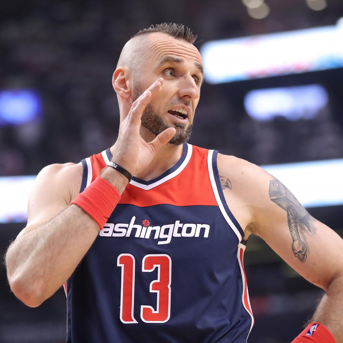 ad64f0f6251 Report: Marcin Gortat Traded to Clippers; Wizards Receive Austin Rivers