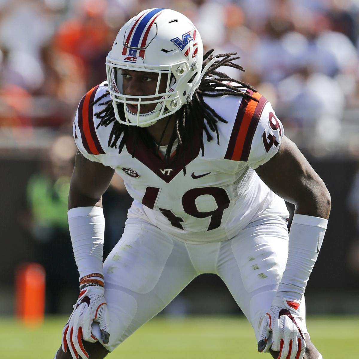 Why This Nba Rookie Class May Be The Best Of The Century: Why Tremaine Edmunds Has Best Chance To Be NFL's Defensive