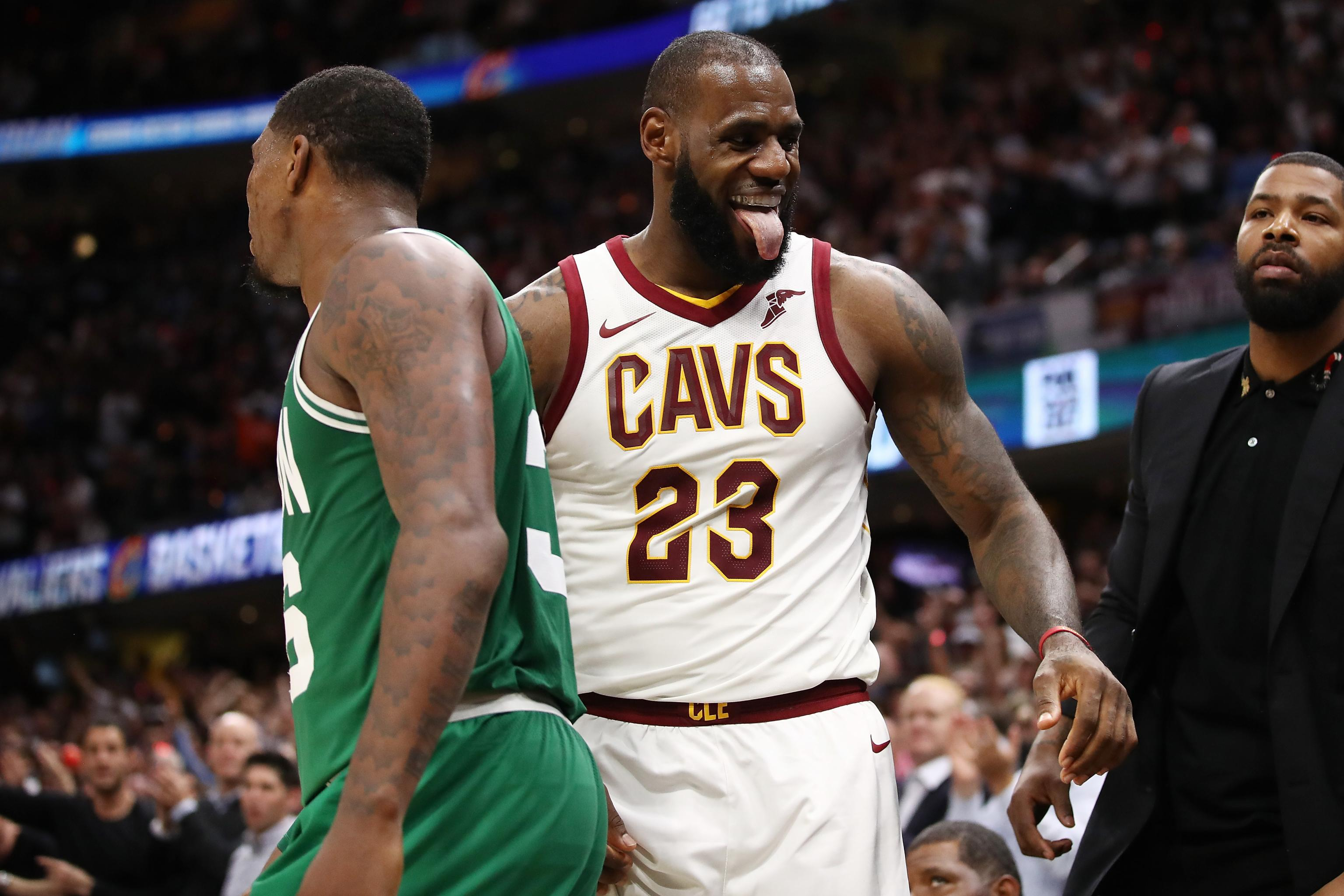 cheap for discount 8e80d aeadf Brad Stevens' Blueprint to Slowing Down LeBron James in Cavs ...