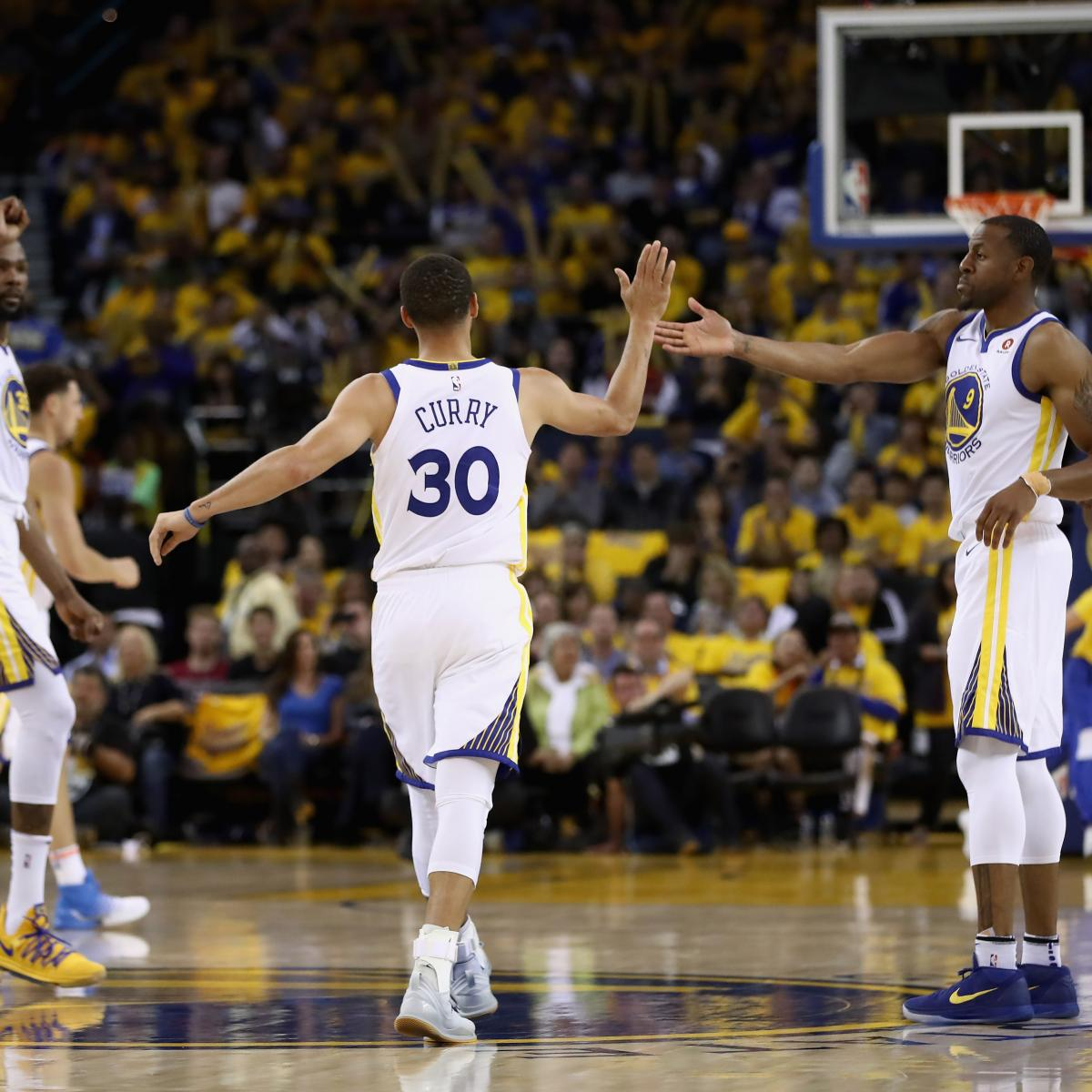 NBA Finals 2018: Championship Odds And Predictions For