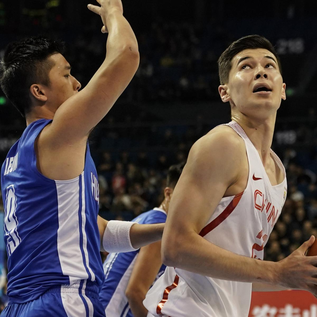 Rockets Zhou Qi Injury: 2018 NBA Draft Rumors: Abudushalamu Abudurexiti Not