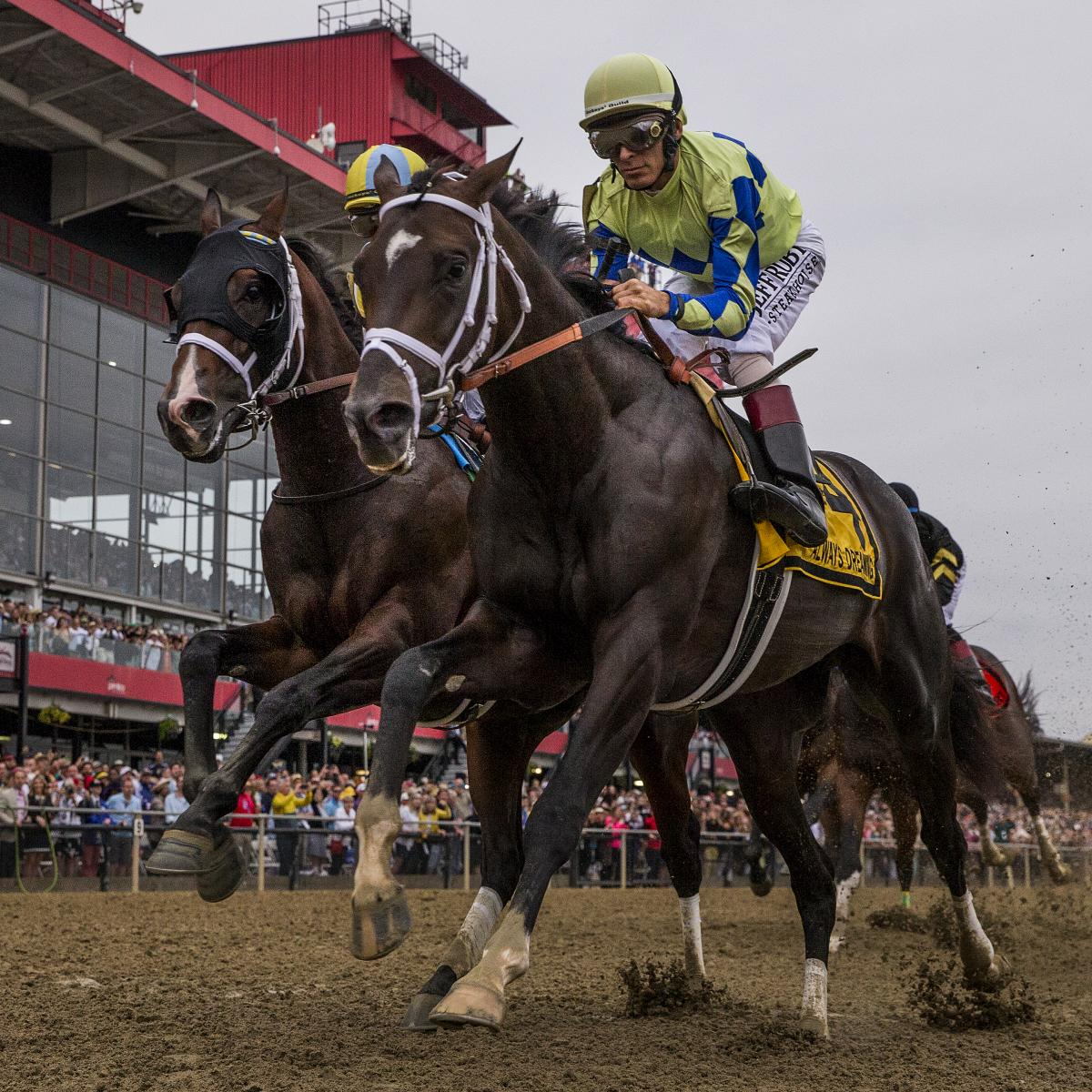 Preakness 2018 Post Time Race Schedule Live Stream And