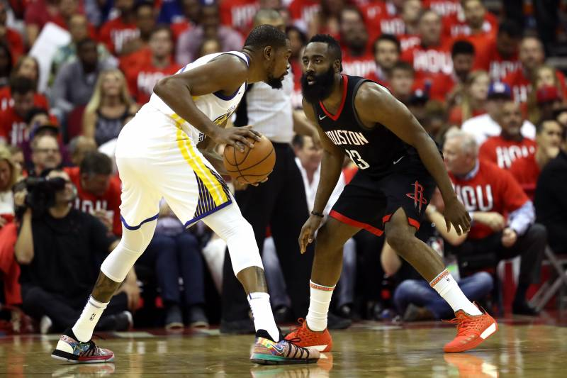 Kevin Durant Is Already Warriors' Biggest Difference-Maker vs