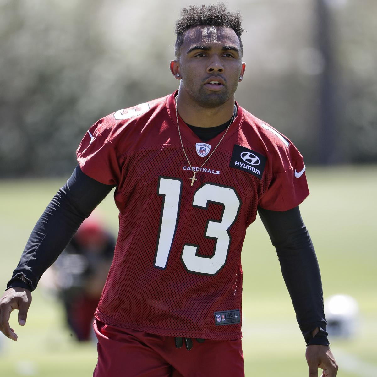 Police Officer Suggests Christian Kirk Was on Cocaine-Like Drug in Arrest Report