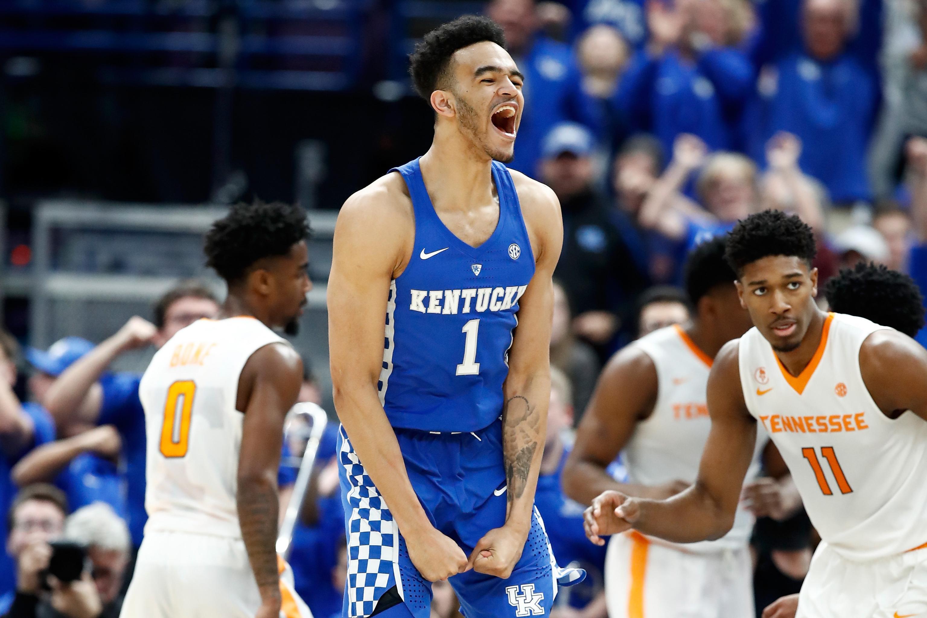 Ex-5-Star Prospect Sacha Killeya-Jones Will Transfer to NC State from  Kentucky | Bleacher Report | Latest News, Videos and Highlights