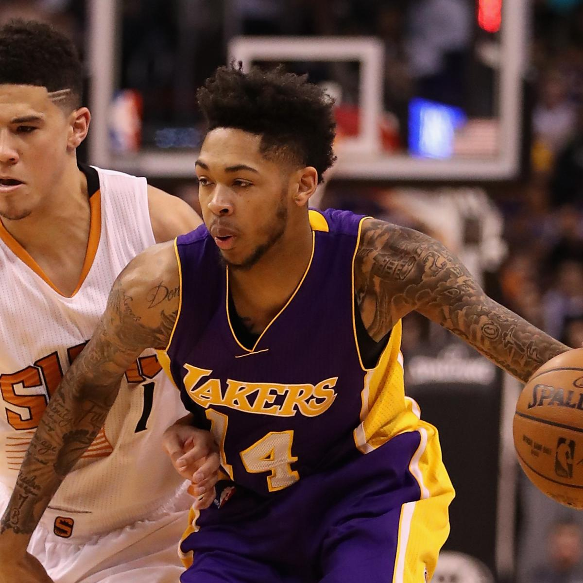 LA Lakers and NBA\'s 10 Best Salary-Cap Situations Ahead of 2018 NBA ...