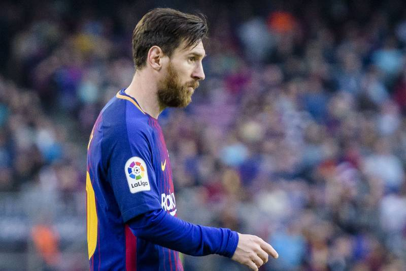 8c229afb2 Lionel Messi Included in Barcelona Squad for Friendly vs. Mamelodi ...