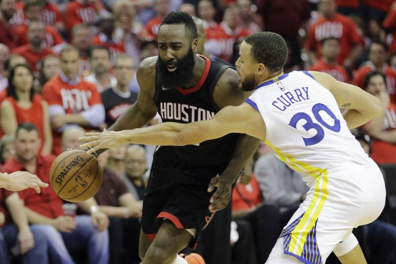 b3f2573c2d0 Golden State Warriors vs. Houston Rockets Game 2 Odds
