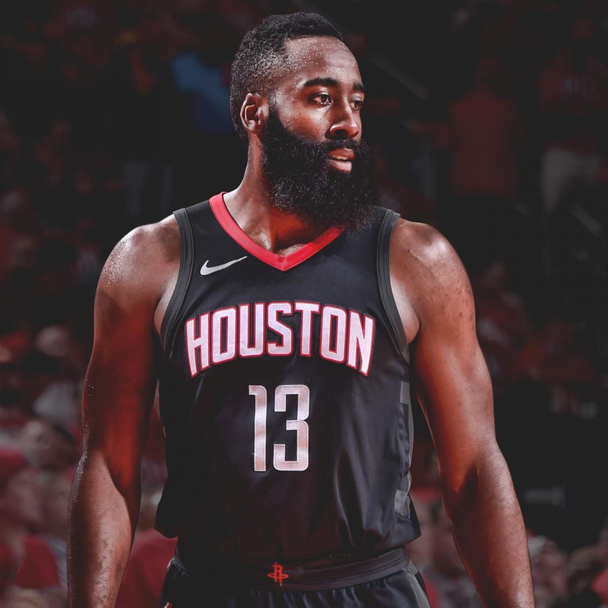 James Harden Total Points: James Harden Is Dribbling, Dribbling, Dribbling Right Into