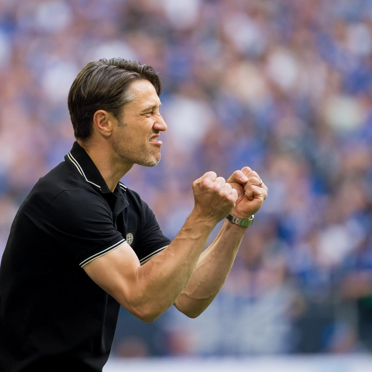 Bayern Munich vs. Eintracht Frankfurt: 2018 DFB-Pokal ...