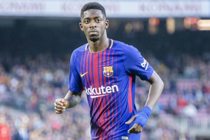 260da4eae40 Barcelona Reportedly Look to Offload Ousmane Dembele Amid Liverpool ...