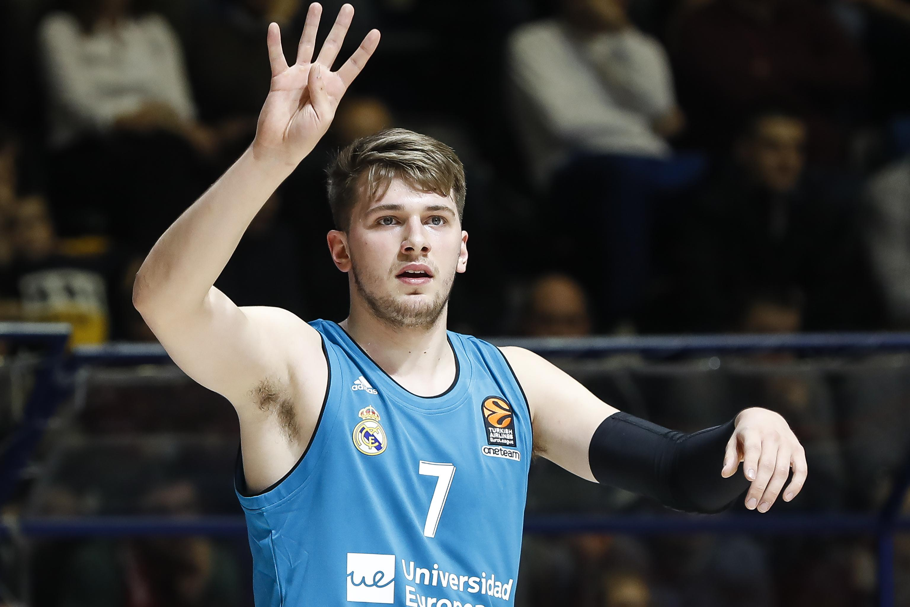 Luka Doncic Says He's 'Not Sure' If He Will Leave Real Madrid for 2018 NBA Draft | Bleacher Report | Latest News, Videos and Highlights
