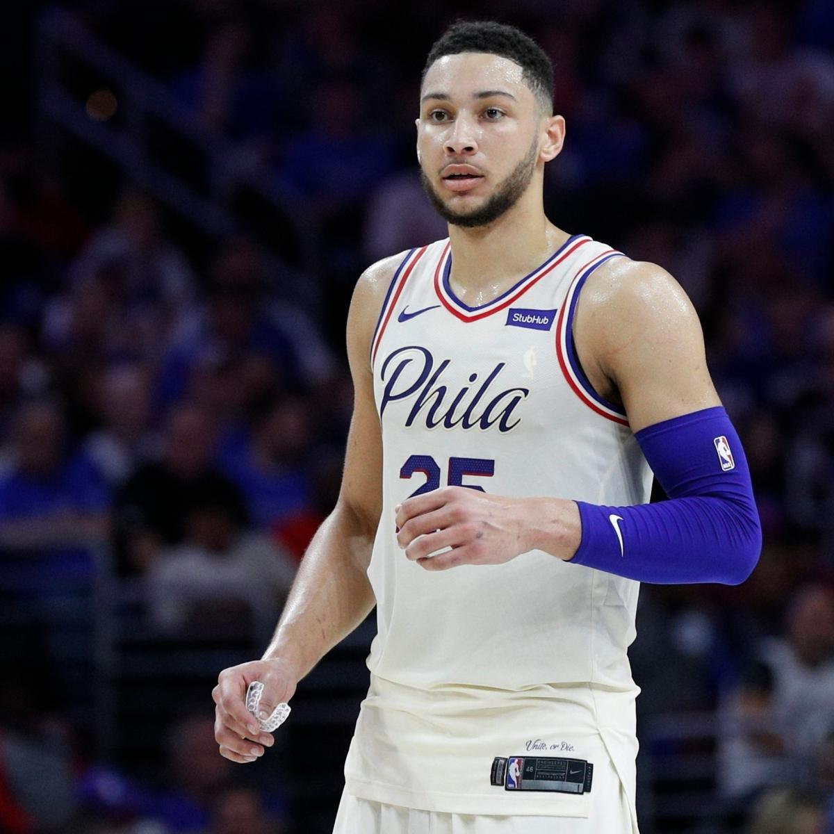Ben Simmons Wins 2018 NBA Rookie Of The Year Award Over