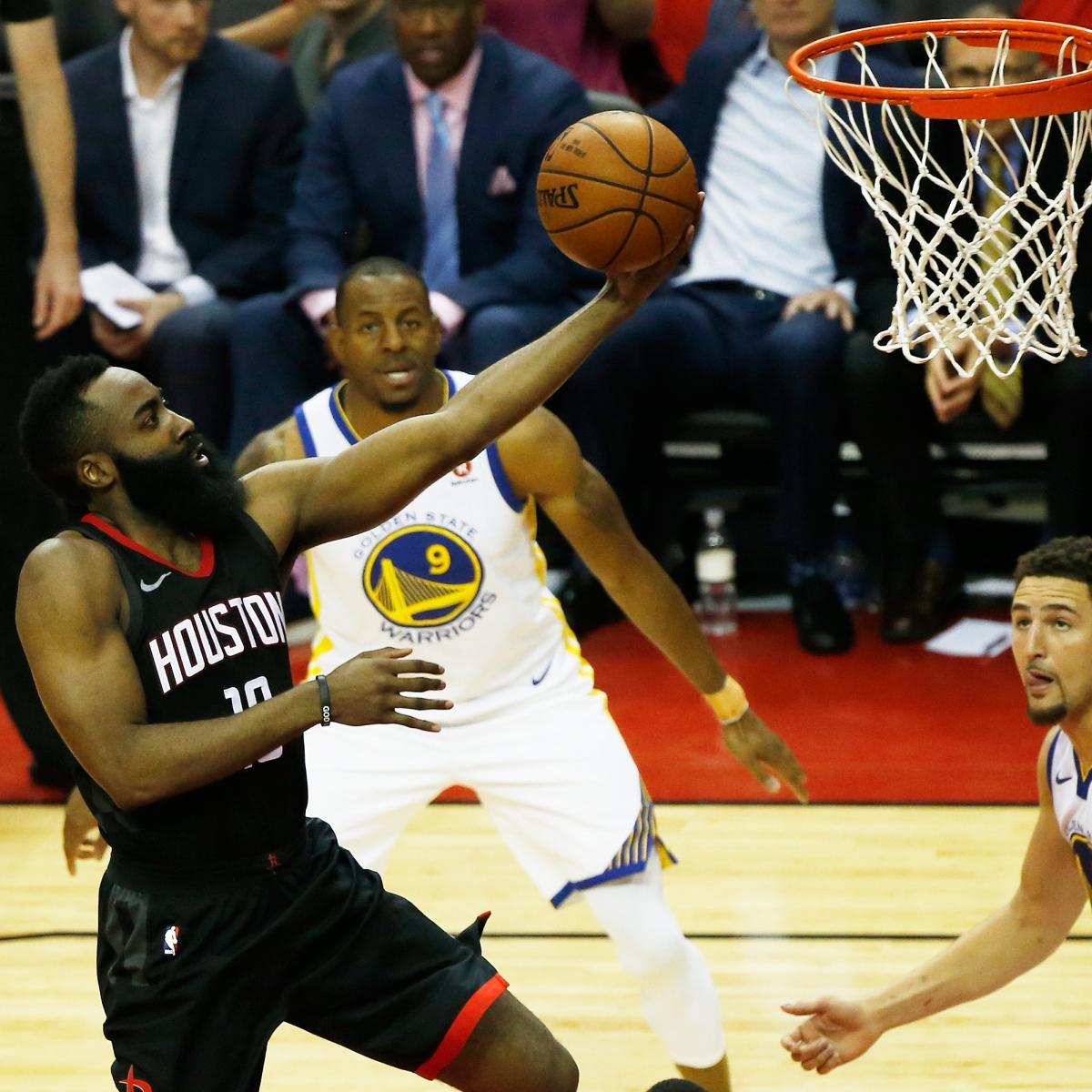 NBA Playoffs 2018: Upcoming Live-Stream Schedule, TV Info