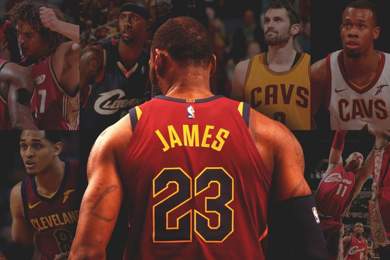 282920e9b392 Is This the Worst Supporting Cast LeBron Has Ever Had