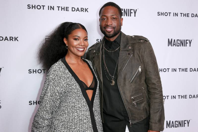 Dwyane Wade Says He S Trying To Be In A Movie With Actress Wife Gabrielle Union Bleacher Report Latest News Videos And Highlights