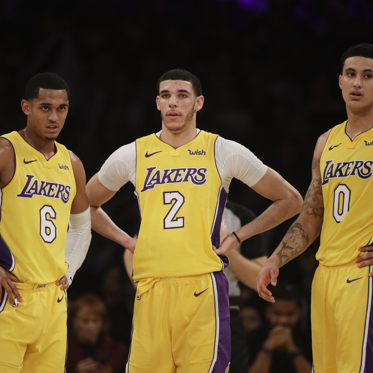 Lakers Trade Rumors: LA Has Told Teams No Player In Young