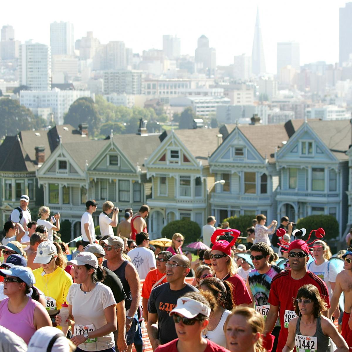 bay to breakers 2018: route, course map, times, road closures and
