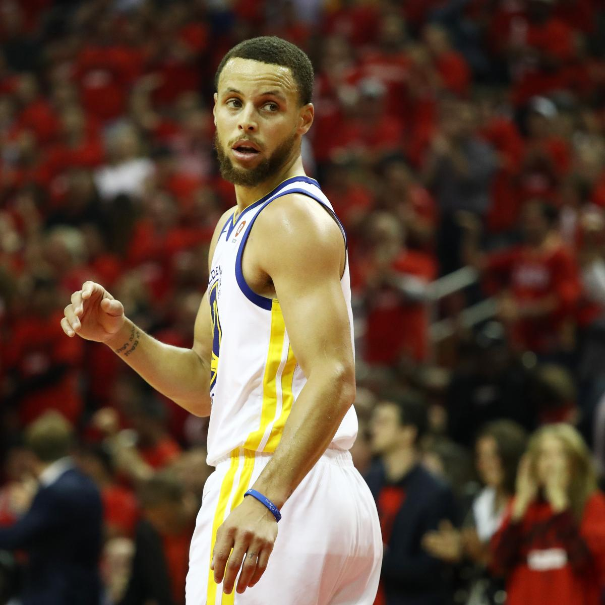 Rockets Vs Warriors 2018 19: Stephen Curry 'Not Losing Any Sleep' Over Offensive